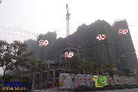 宝龙城市广场1#、4#、5#、8#楼项目进度