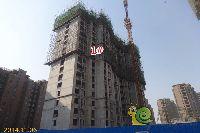 新科状元城1#楼项目建到18层左右
