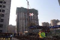 新科状元城2#楼项目建到18层左右
