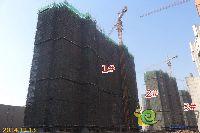 发展红星城市广场1#、2#、3#楼项目进度