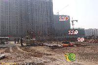 绿都枫景上东9#、11#、12#楼项目进度
