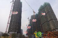 宝龙城市广场4#、5#、6#、7#、11#楼项目进度