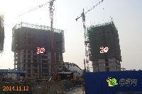 2#和5#楼工程进度