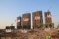 正商城13#、14#、15#、16#、17#、18#、19#楼项目进度