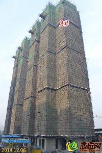 发展红星城市广场3#楼项目进度