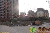 新科状元城3#楼工程进度