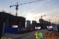 正商城二期项目13#、14#、15#楼项目进度