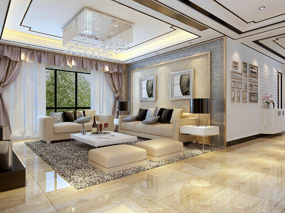 家居 起居室 设计 装修 1000_750图片