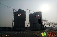 华天公馆1#和5#楼项目进度