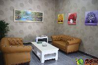 营销中心休息室
