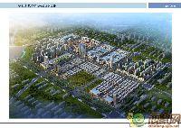 长德商贸城日景鸟瞰图