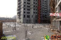 2月3日华天公馆施工进度