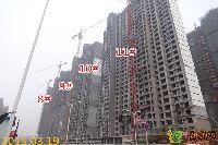 宝龙城市广场8#、9#、10#、11#楼项目进度