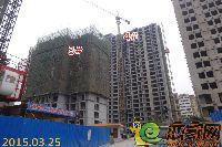 新科状元城3#、4#楼项目进度