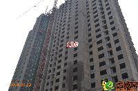10#楼3月30日工程进度