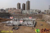 林溪湾3#楼施工进度