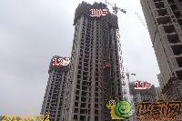 建业壹号城邦10#、12#楼项目进度(2015.04.02)