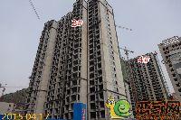 2015.04.17新科状元城2#、4#楼已封顶