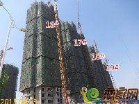 2015.04.23正商城16#、17#、18#、19#楼项目进度