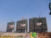 2015.04.23正商城13#、14#、15#楼项目进度