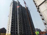 2015.04.28新科状元城1#楼工程进度
