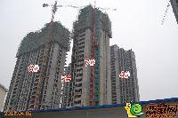4#、5#、6#和7#楼4月2日工程进度