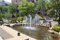 绿都温莎城堡小喷泉