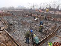 蓝葆湾工程进度(2015.04.02)