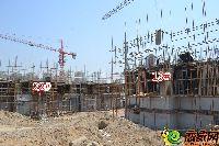 蓝葆湾工程进度(2015.05.19)
