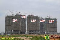 新乡正商城二期13#、14#、15#建至25层