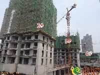 林溪湾2#、5#、6#工程进度(2015.07.14)