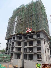 林溪湾2#工程进度(2015.07.14)