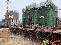 林溪湾3#、5#工程进度(2015.07.14)