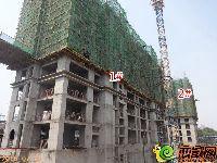 林溪湾1#、2#工程进度(2015.07.14)