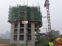 蓝葆湾13#工程进度(2015.07.17)