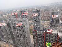 深业世纪新城二期施工现场(2015.08.19)