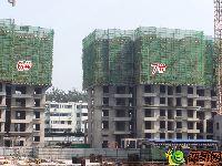 林溪湾工程进度(2015.08.28)