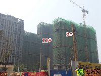 绿都枫景上东工程进度(2015.08.28)