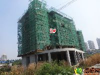 蓝葆湾工程进度(2015.09.07)