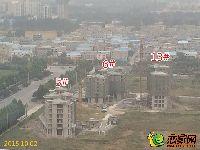蓝葆湾工程进度(2015.10.02)
