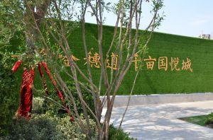 国悦城实景图