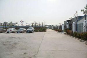施工单位停车场
