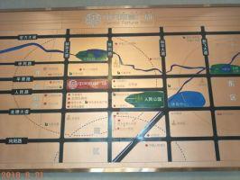 中央财富广场区位图