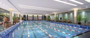 会所游泳池