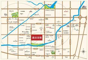 鑫洤龙禧区位图