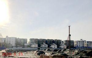 宇信凯旋公馆工程进度