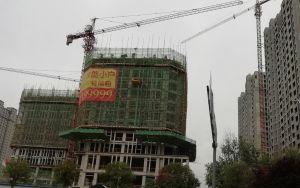 2019.5.13润华翡翠国际平层公寓建至12层、LOFT公寓建至7层