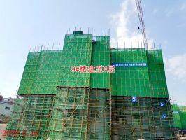 2019年5月禹洲嘉誉公元工程进度