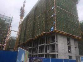 联盟新城四期2#工程进度