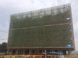 联盟新城四期10#工程进度
